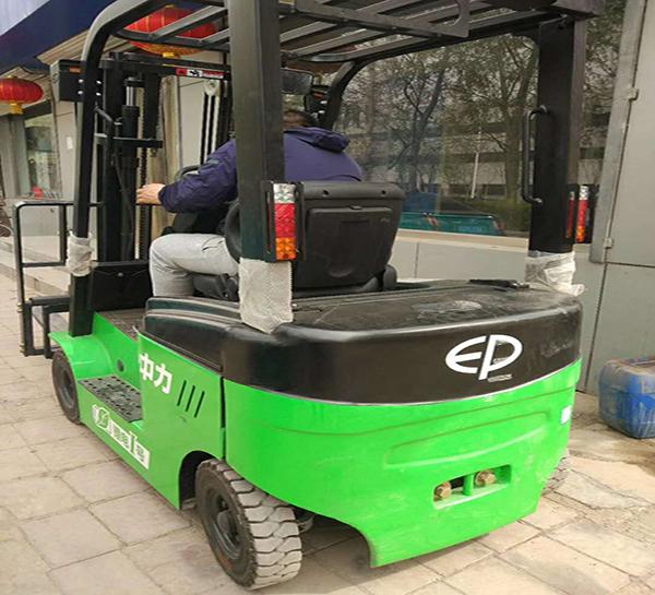 锂电池叉车租赁