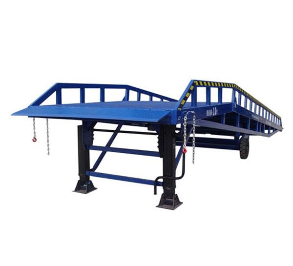 移动液压式登车桥