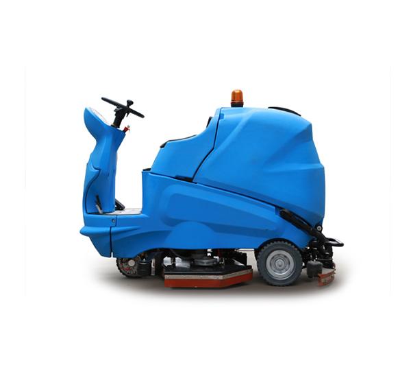 蛮汉180型驾驶式洗地机