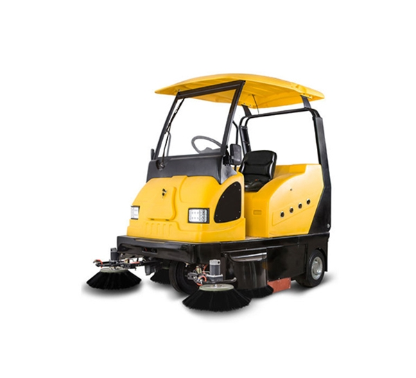 蛮汉带顶电动驾驶式扫地机