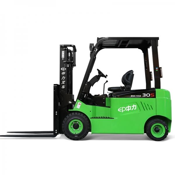 CPD30/35L1S 3.0/3.5吨电动平衡重叉车